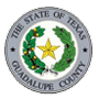 Guadalupe County Logo